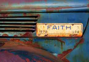 rusty faith